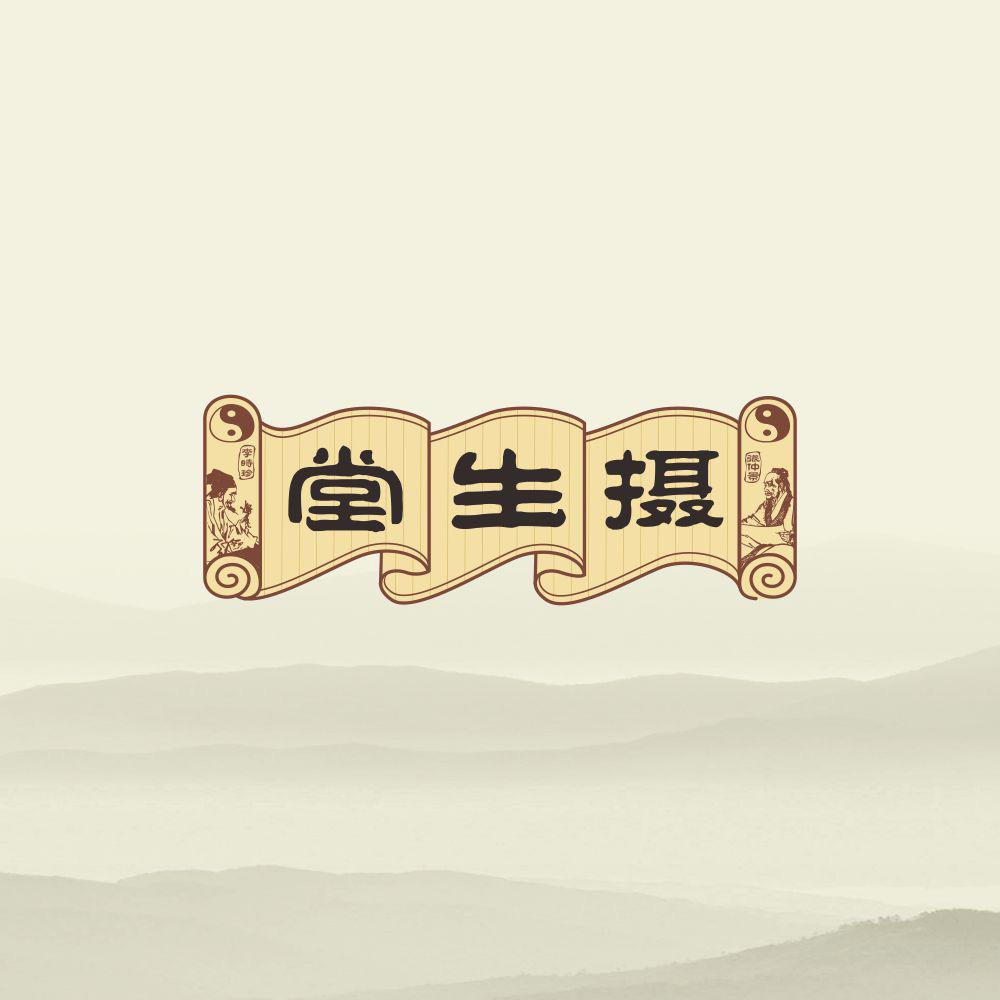 摄生堂中医馆品牌策划